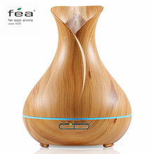 FEA Essential Oil Diffuser Air Humidifier Aroma Lamp Aromatherapy Electric Ultrasonic Aroma Diffuser Mist Maker for Office Home