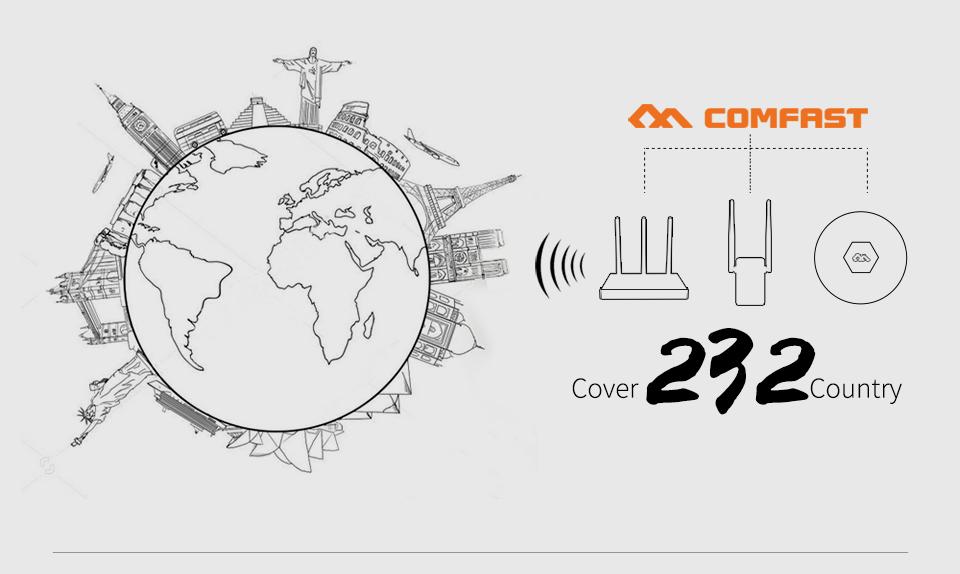 wifi amplifier wireless dual band wi