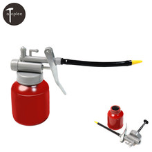 Buy High Pressure Pump Oiler 250ml Lubrication Oil Plastic Machine Oiler Grease 120mm Length flex Gun 13cm*6.5cm