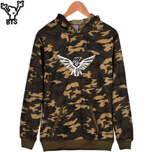 BTS Assassins Creed Altair Camouflage Hooded Winter Hoodies Men Casual Classic RPG Game Fashion Sweatshirt Men Hip Hop Clothes(China)