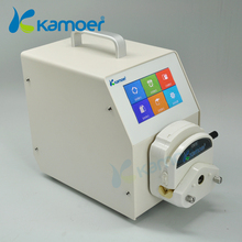Kamoer peristaltic pump filling machine(China)