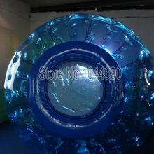 Cheap price inflatable zorb ball,0.8mm pvc zorb ball soccer for party