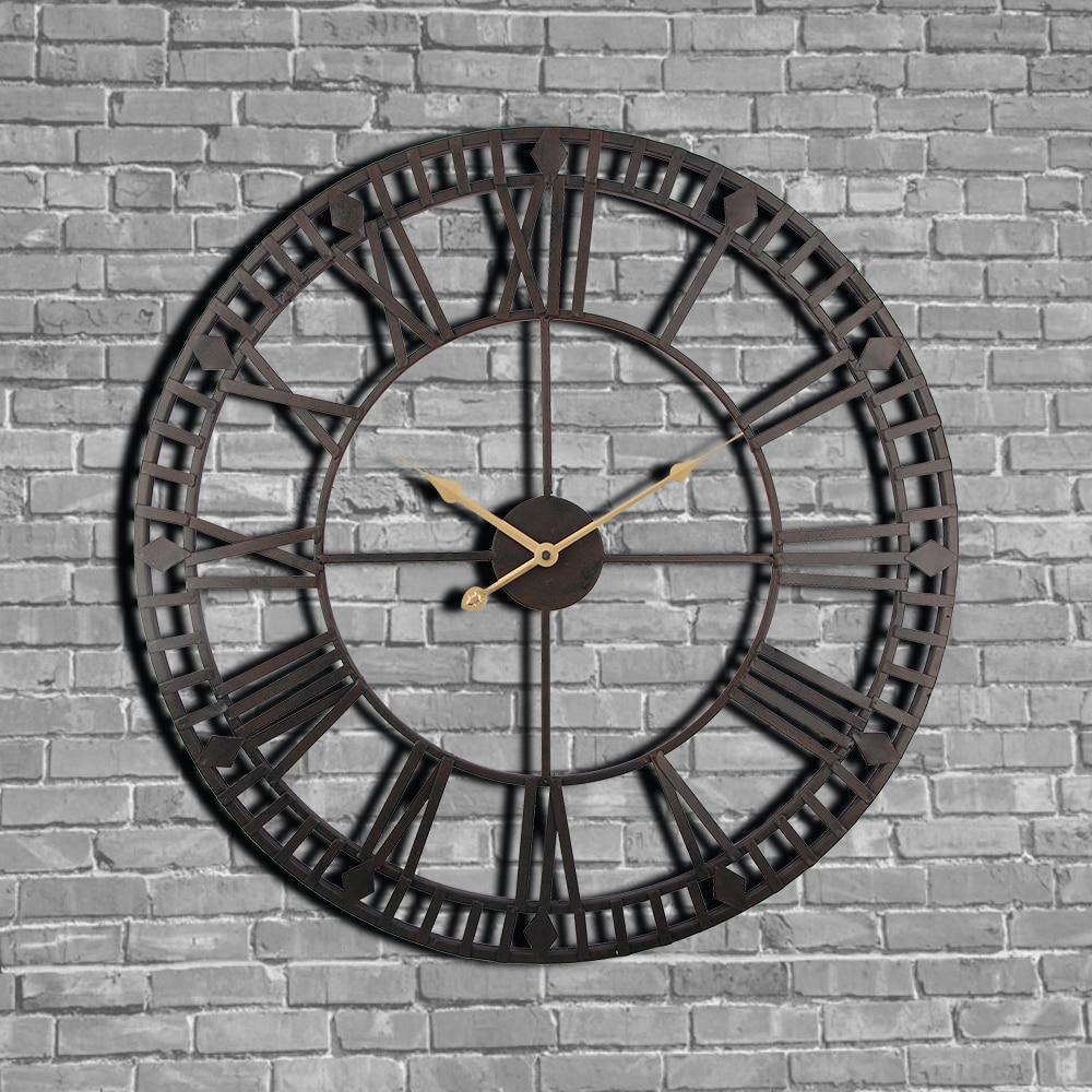 Achetez en gros 60 cm horloge murale en ligne des grossistes 60 cm horloge - Horloge murale 60 cm ...