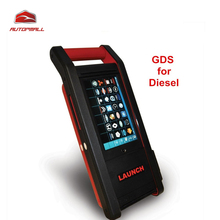 100% Original Launch X431 GDS For Diesel Cars X-431 GDS Auto Tools Diagnostic Tool For Truck Heavy Duty