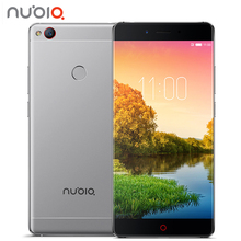 Original Nubia Z11 Mobile Phone 5.5 inch Snapdragon 820 Quad Core 6GB RAM 128GB ROM Network 4G 16 MP Camera Dual SIM Smartphone