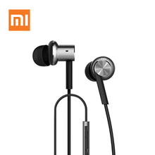 Original Xiaomi Hybrid Earphone Generation 1 with Mic & Remote Headset for Xiaomi Redmi Red Mi Mobile Phone