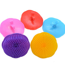1 PCS  Colorful Hair Brushes Tangle Hair Brush Styling Tools Detangling Massage Hair Combs Massagem Hairbrush Comb