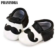 Moustache fringe genuine leather Baby Shoes Tassel Baby girls First Walkers Fashion boys Shoes baby moccasins combine