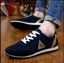 Hot Sale Spring new fashion Men Shoes Mens canvas shoes Casual Breathable Shoes flat shoes