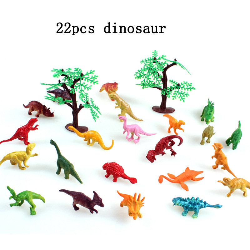 SsXz Small Size Sea Life Model Toys PVC 4-7cm Pool Fish Toy Early Education Marine Animals Figure Set Great Gift For Children(China)