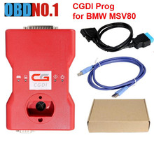 ZOLIZDA New CGDI Prog for BMW MSV80 Auto key programmer + Diagnosis tool+ IMMO Security 3 in 1 CGDI Prog support all key lost(China)