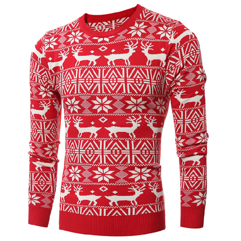 Mens Vintage Christmas Sweaters Promotion-Shop for Promotional ...