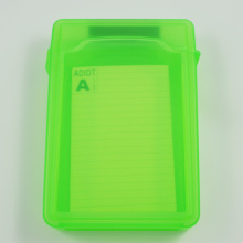 YOC Hot New 3.5inch IDE SATA HDD Storage Box Case Enclosures HDD Green Boxs(China)