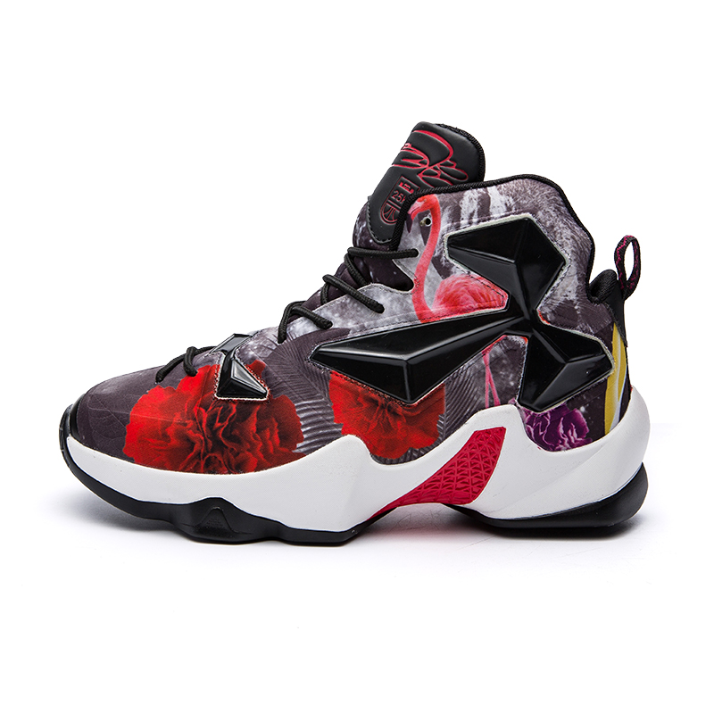 New Basketball Shoes men Air Athletic Sports Shoes men Basketball Training Boots Retro Shoes Men Sneakers Large Size 45  <br>