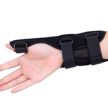 Free Shipping 1PC Wrist Support Hand Brace Band Carpal Tunnel Splint Arthritis Sprains Useful GUB#
