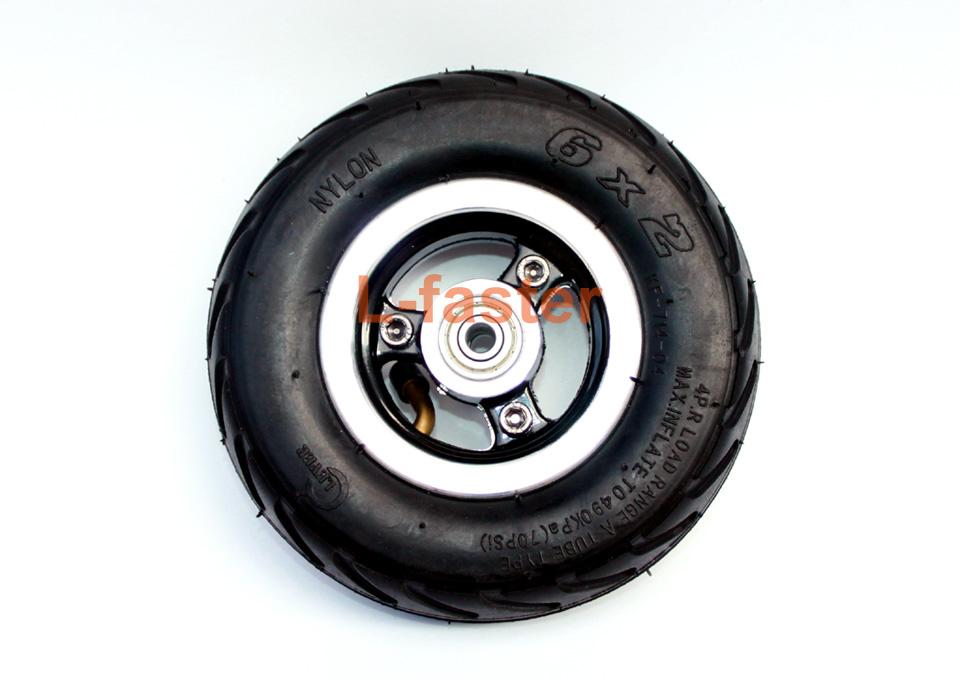 6x2 pneumatic wheel -8-960