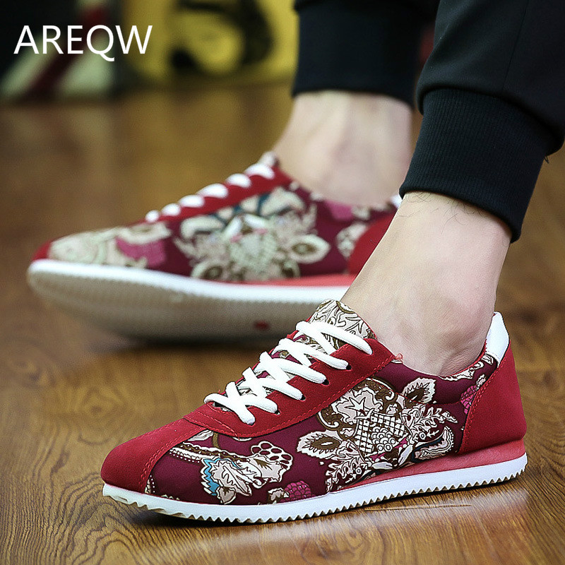 New Mens Casual Shoes Canvas Shoes for Men Lace-up Breathable Fashion Summer Autumn Flats Men Footwear Fashion Suede Shoes<br><br>Aliexpress
