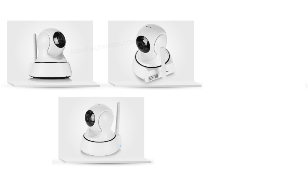 Home Security IP Camera Wireless Mini IP Camera Surveillance Camera Wifi 720P Night Vision CCTV Camera Baby Monitor<br><br>Aliexpress