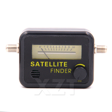 1pcs Digital Satellite Signal Finder Alignment Signal Satfinder sensitive Meter Compass FTA TV Signal Receiver Finder