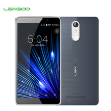 "Leagoo M8 Smartphone 5.7""HD IPS Android 6.0 MT6580A Quad Core 2GB RAM 16GB ROM 3500mAh Battery 13.0 MP Fingerprint Phone"