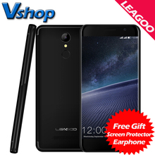 Original LEAGOO M5 Edge 4G Mobile Phones Android 6.0 2GB RAM 16GB ROM Quad Core Smartphone 13.0MP Dual SIM 5.0 inch Cell Phone(China)
