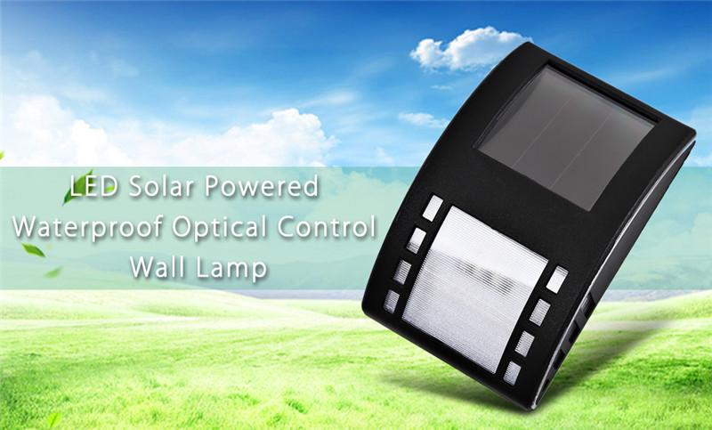 Light sensor Solar Light09