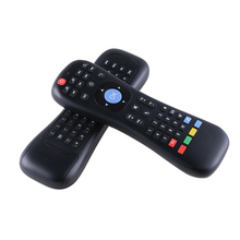 Wireless Keyboard Portable 2.4G Mini Keyboards Air Fly Mouse Infrared Remote Control with 6 Axis Gyroscope for Android TV Box