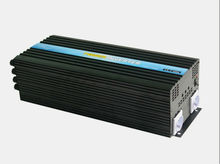 CE&RoHS Approved, DC12v AC100v-120v 6000w pure sine wave power invertor/solar invertor,one year warranty,free shipping(China)