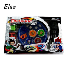 Beyblade Arena Spinning Top Metal Fight Beyblad Toupie Beyblade Set Metal Fusion Children Gifts Classic Toys Pegasus WJ086