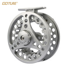 Goture Metal Fly Fishing Reel AlC 5/6 7/8 9/11 WT 2BB+1RB 1:1 Aluminum Alloy Die Cast  Left Or Right Hand Reel For Fishing Trout