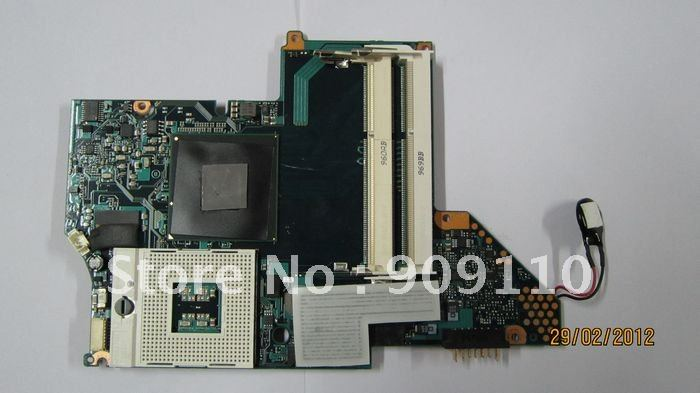 non-integrated  motherboard for  laptop MBX-183 /A1543385A/vaio vgn-z31zn<br><br>Aliexpress