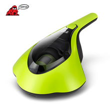 PUPPYOO Mini Mattress UV Vacuum Cleaner for Home  Aspirator Home Appliances WP608 Green