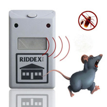 EU Plug Electronic Ultrasonic Rat Mouse Repellent Anti Repeller killer Rodent Pest Bug Reject Mole mice