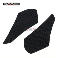 For HONDA VFR 800 Fi/VTEC 98-10, CBR500R 13-15 Tank Traction Pad Anti slip 3M sticker Side Decal Gas Knee Grip Protector(China)