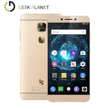 Original LeEco Letv Le Max 2 Mobile Phone Snapdragon 820 5.7 Inch 2K Screen Android 6.0 4G LTE Smartphone(China)