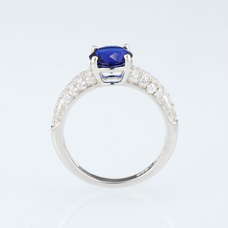 R303111BLGZSL925-SV2-Silver Ring