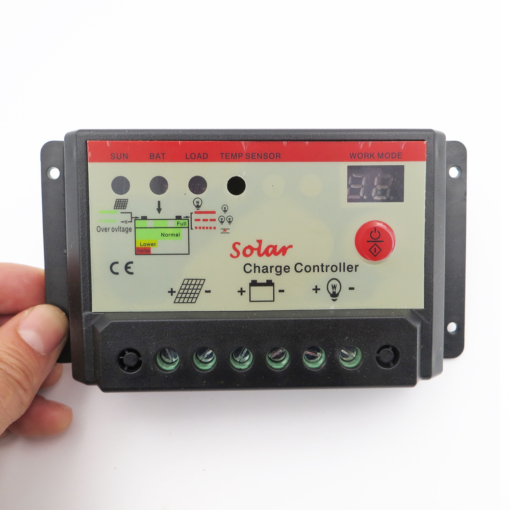 X Pwm 10a 12v 24v Solar Charger Controller Seal Gel Agm Battery Panel Wiring Diagram If So Come To And We Offer You Of Various Items Our Are Equipped With High Tech Materials