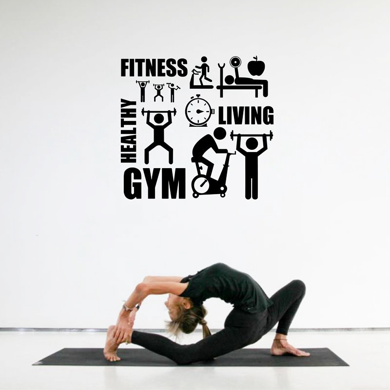 Exercise Stickers Gym-1