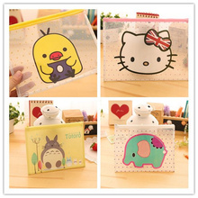 5Models For Choice - Hello Kitty, TOTORO Etc. File Folder Documents Stationery Filling  BAG Case Pouch 32*23CM PVC
