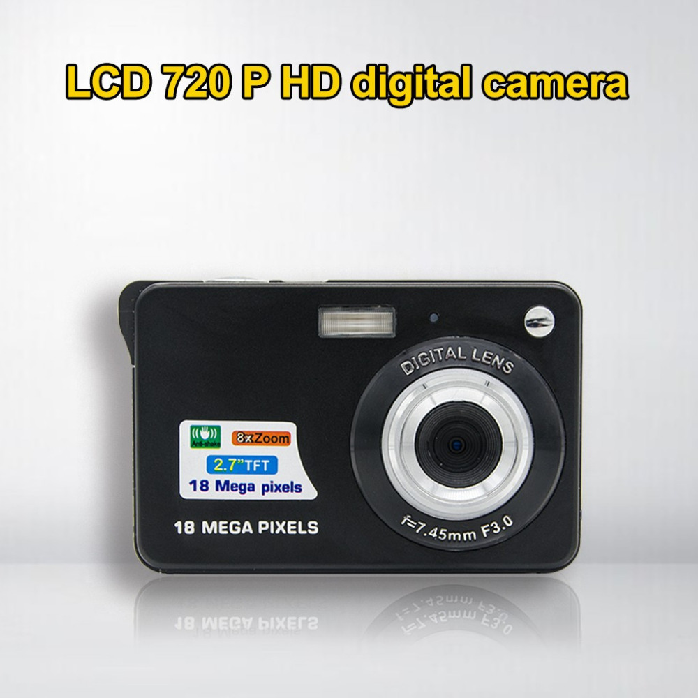Ouhaobin 18 Mega Pixels 3.0MP CMOS sensor 2.7 inch TFT LCD Screen HD 720P Digital Camera Gift Sep 19