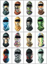 New 3D Animal Face Masks Winter Windproof Motorcycle Balaclava Military Army Bicycle Snowboard Cap Halloween Full Face Mask