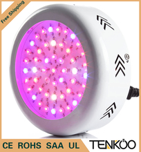 1pcs Full Spectrum Cree Led grow lights UFO 150W aquarium lighting Hydroponic systems green house Box tent Indoor plants flowers