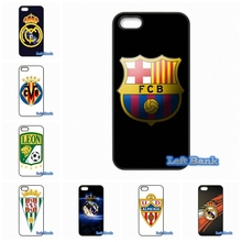 La Liga FC LOGO Phone Cases Cover For Huawei Honor 3C 4C 5C 6 Mate 8 7 Ascend P6 P7 P8 P9 Lite Plus 4X 5X G8