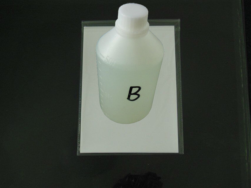 500ML Activator B +10 Pcs A4 size hydrographic film ,Hydrographic Film Activator  For Water Printing