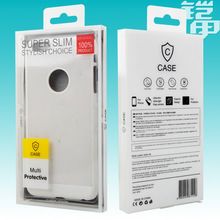 KJ-673 600pcs Wholesale Retail for Samrt Phone Protection Case PVC Packaging Package Blister Box For iPhone6/ 7 Samsung S3/4/5