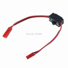1PCS RC Model Receiver On Off Battery Switch JST / BEC Plug Male / Female