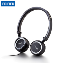 Edifier H650 Headphones Foldable Design Noise-isolating HiFi Headset With Non-tangling Wire 40mm High-fidelity Driver Units