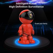Hiseeu HD 960P 1.3MP Wireless IP Camera Wifi Night Vision IP Network Camera CCTV Support Two-way Audio Robot Camera Dropshipping