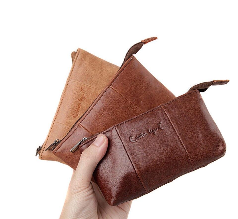محفظة صغيرة جلد طبيعي 2