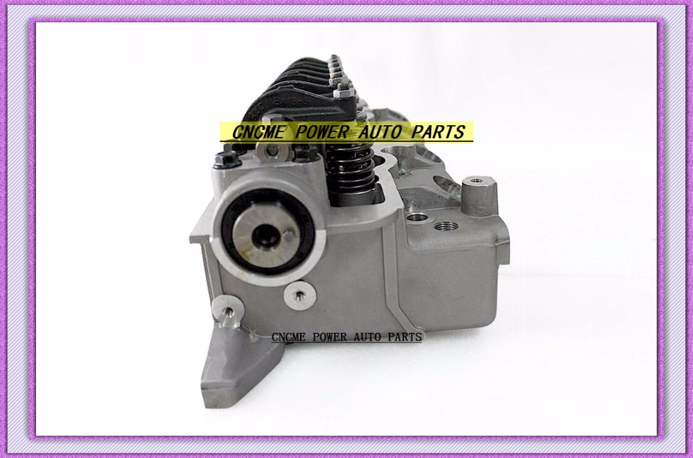 4D56 D4BA D4BAT Cylinder Head Assembly ASSY For Mitsubishi Montero Pajero L300 DELICA Canter Besta Bongo 2.5L MD185926 908 612 908612 (6)